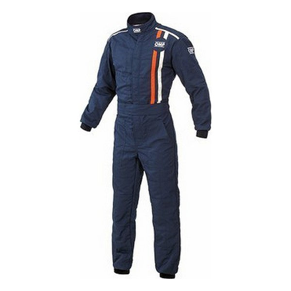 Mono Racing OMP Classic Bleu (Taille 50)