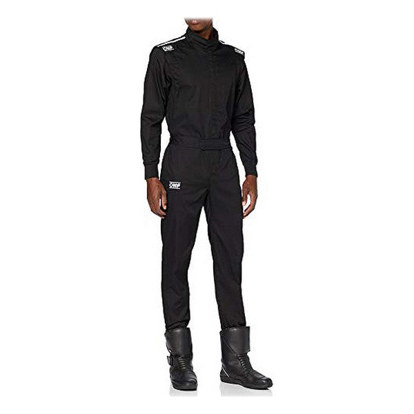 Mono Racing OMP Summer-K Noir (Taille S)