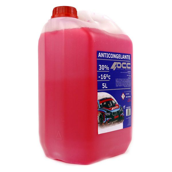 Antigel OCC3539 30% Rose (5 L)