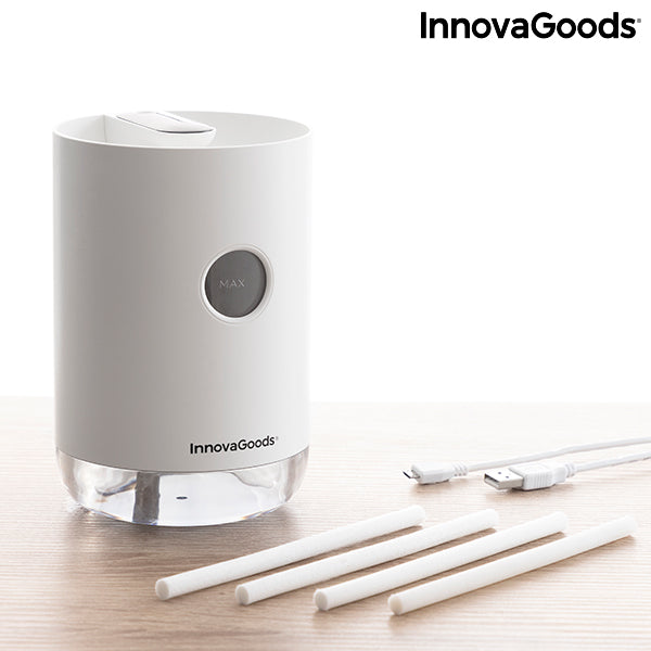 Humidificateur à Ultra-Sons Rechargeable Vaupure InnovaGoods