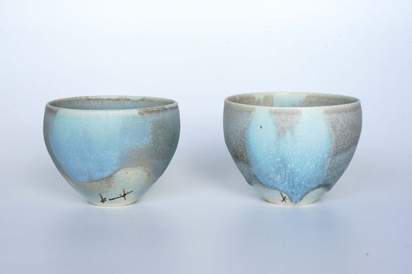 Shiren - Monet Tea Cup Korat Blue