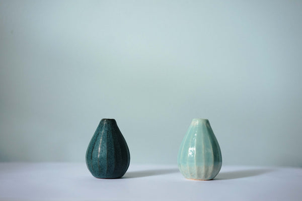Aya Ogawa - Set of 2 Flower Bud Vase Drop (Limited 2 sets)