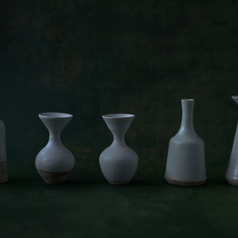 Satomi Ito - Cylindrical Vases
