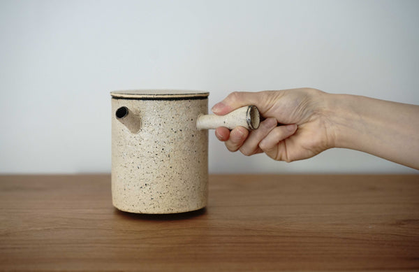 """PREORDER"" Takashi Endoh - Japanese Tea Pot (CLOSED)"