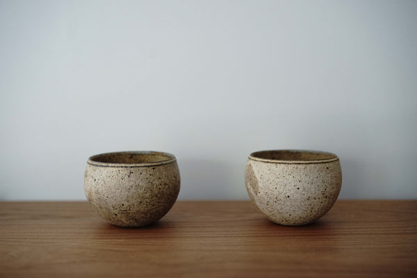 Takashi Endoh - Round Tea Cups