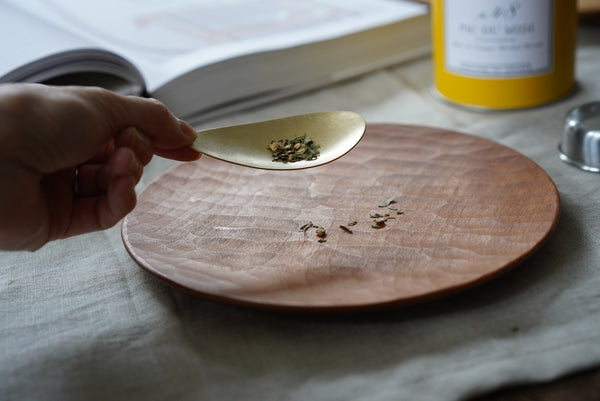 Yuta Craft - Tea caddy spoon (RESTOCKED!)