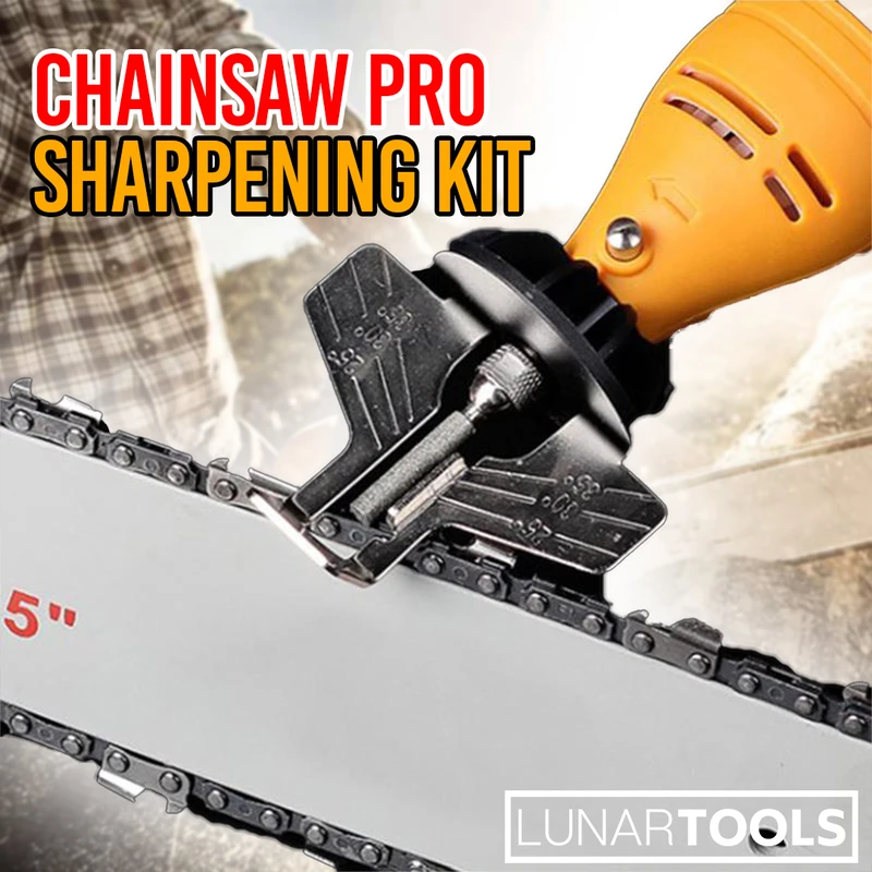 CHAINSAW PRO SHARPENING KIT