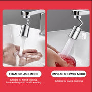 720° Universal Rotation Anti Splash Filter Faucet