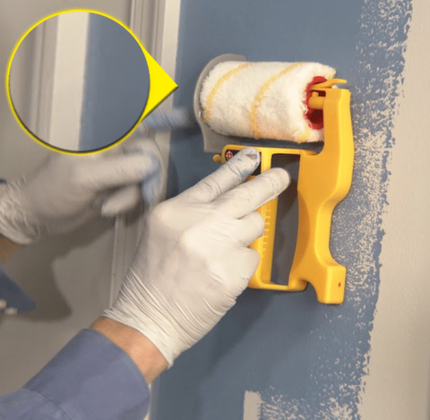 Clean-Cut Paint Edger