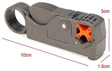 Load image into Gallery viewer, Coaxial cable manual crimping tool kit