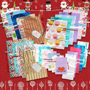 2020-Drawstring Christmas Gift Bags(15 Sets)
