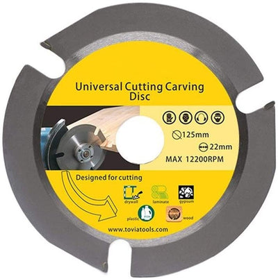 125mm round carbide saw blade