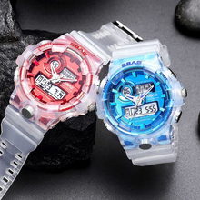 Load image into Gallery viewer, 【🔥HOT SALE】GLACIER SERIES WATERPROOF ALL-MATCH WATCH⌚