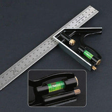 Load image into Gallery viewer, Multifunctional protractor measuring tool, 300mm