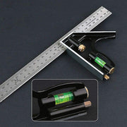 Multifunctional protractor measuring tool, 300mm