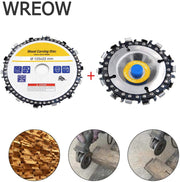 Woodworking saw blade cutting blade
