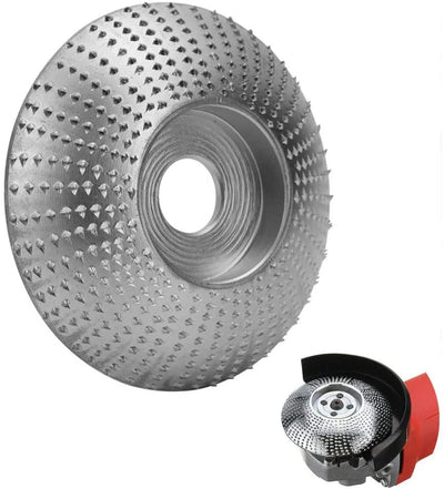 Grinding wheel forming disc