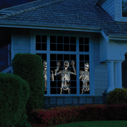 Window Wonderland projector for Halloween & Christmas