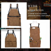 WOODWORKING APRON