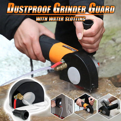 Dustproof Grinder Guard