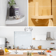 Corner Storage Holder Shelves(Second item, half price)