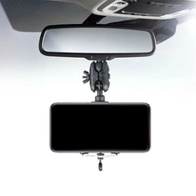 Load image into Gallery viewer, Rear View Mirror Car Mount Holder