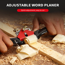 Load image into Gallery viewer, Adjustable Wood Spokeshave