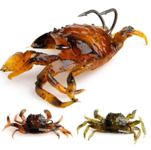 Load image into Gallery viewer, 3D Crab Lure(3PCS)