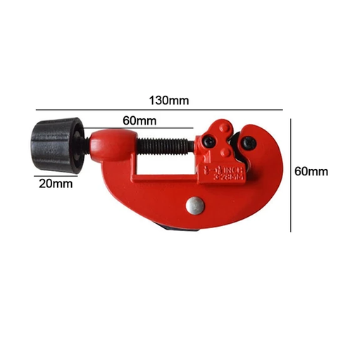 3-28mm Mini Adjustable High Quality Metal Pipe Cutter