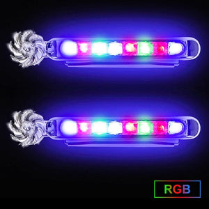 Car LED Decorative Lights Wind Lights
