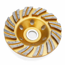 Load image into Gallery viewer, Durable type 5 4 inch 100 mm diamond grinding wheel