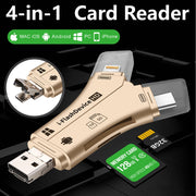 Early Christmas Hot Sale - 4-in-1 Card reader