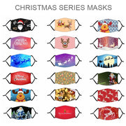 Merry Christmas Gift-Christmas Series Mask