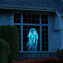 Load image into Gallery viewer, Window Wonderland projector for Halloween & Christmas