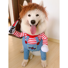 Load image into Gallery viewer, Deadly Doll Dog Costume
