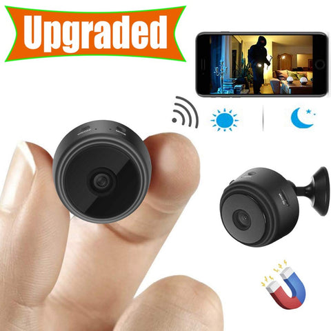 1080P wireless night vision surveillance camera