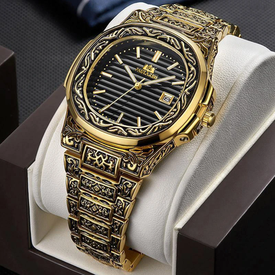 Luxurious Antique Business Watch