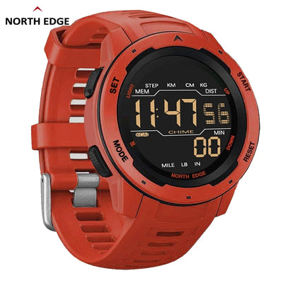Sports watch waterproof 50M