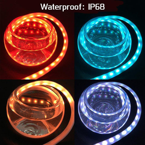 Car LED trunk Strip light-47.2in