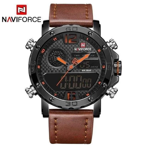Makarios men's watch