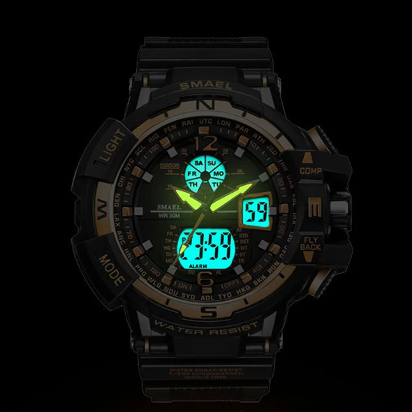 Outdoor LED Digital Watch