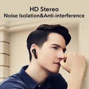 T5 TWS 5.0 Bluetooth headset with microphone