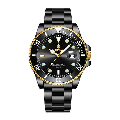 Men's Sports Date Watch