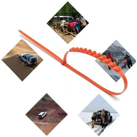 HOT SALE - Anti-skid cable ties for new portable vehicles