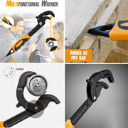 Multi-Function Large Wrench