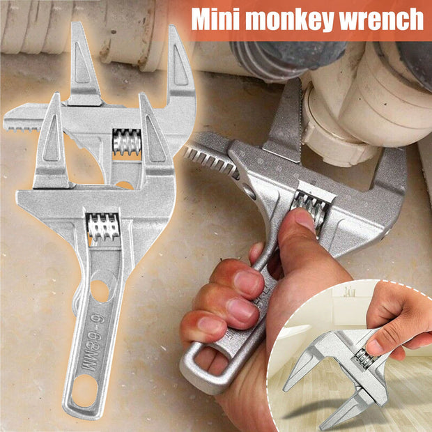 Super Wide Adjustable Wrench