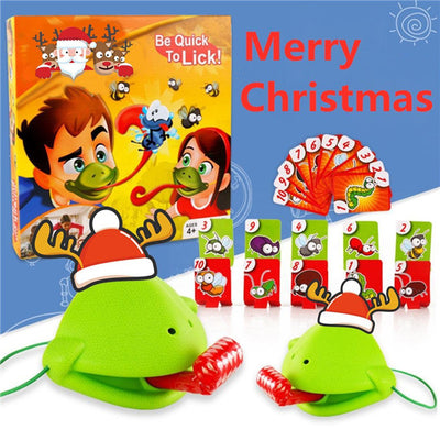 Christmas Sales Promotion - Fun Family Scoring Game