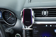 Premium Car Phone Holder with Wireless Charging