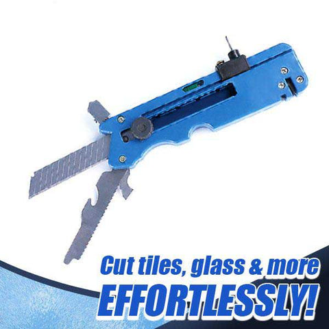 10-in-1 Multifunctional Glass & Tile Cutter