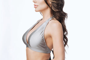 Vivi Halter Top - Jenna Bricher Swim